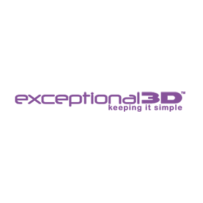 3D Impact Media and Exceptional3D partner to cross-market their 3D products