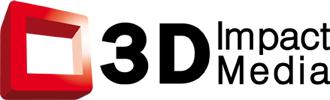 3D Impact Media AG Logo